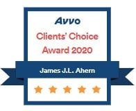 Avvo Clients Choice 2020